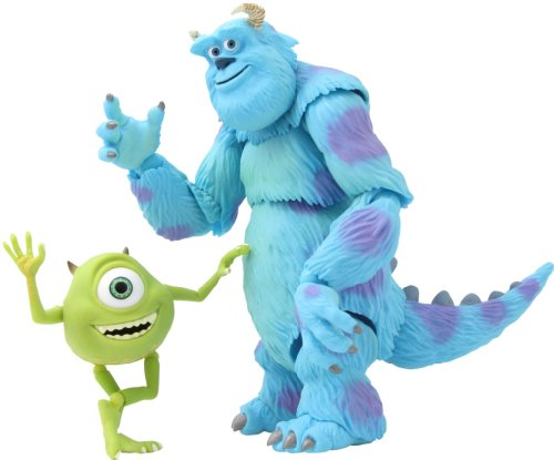 Inc Baby Monsters (Monsters Inc. Mike and Sully Revoltech No. 028 Action)