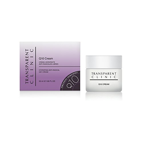 Transparent Clinic - Crème Q10 , 50ml