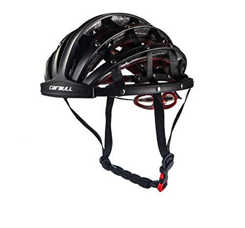 MAlex Der neueste tragbares Klapp Rennrad Helme städtischen Freizeit-Unterhaltung Sporthelm Reite