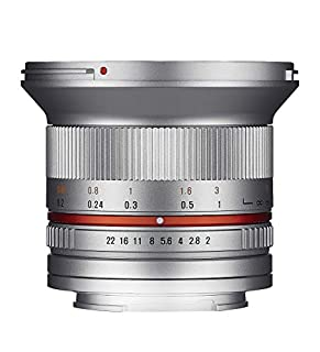 Samyang 12/2,0 Objektiv APS-C Sony E manueller Fokus Fotoobjektiv, Weitwinkelobjektiv silber (B00TS9JLA4) | Amazon Products
