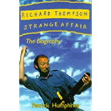 Richard Thompson: Strange Affair