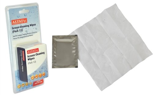 Altai–Reinigungstücher für Display (12Stück)