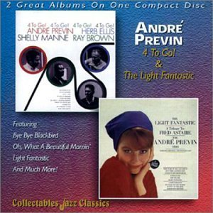 4 to Go / Light Fantastic by ANDRE PREVIN (1998-04-07)