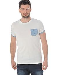 Chevignon Tee Shirt Bectc008 ecru