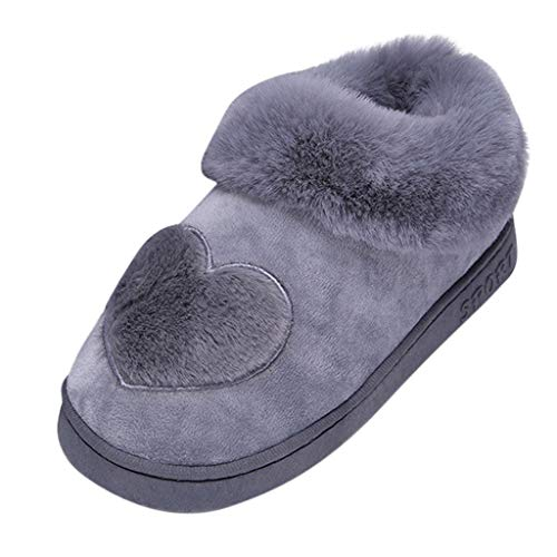 Luckycat Zapatillas De Casa Mujer Pantuflas Casa para Mujer...