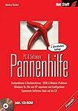 PC- & Software-Pannenhilfe. Bootprobleme & Rechnerabsturz - ISDN & Modem-Probleme - Windows 9X, ME und XP reparieren und konfigurieren - Spannende Software-Tools auf der CD (Livre en allemand)