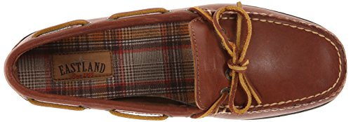 Eastland Women's Yarmouth Slip-On Loafer, Bomber Brown, 6.5 M US Tan