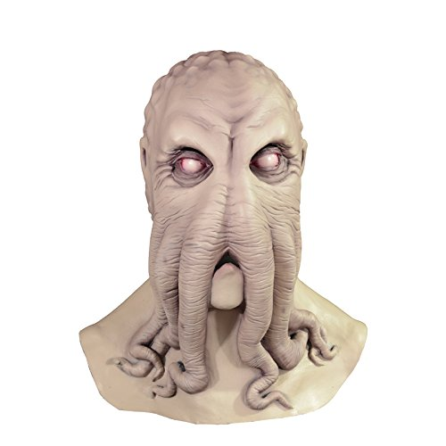 Unbekannt Générique mahal724?Maske Latex Erwachsene Tintenfisch?Death Studio Collectio Preisvergleich