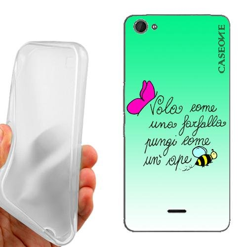 custodia-cover-case-caseone-ape-e-farfalla-per-wiko-highway-pure-4g