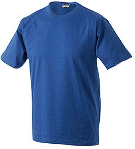 JN800 Workwear-T Men Strapazierfähiges klassisches T-Shirt Royal