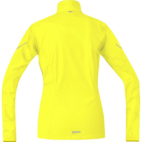Gore Running Wear Essential Veste de course Femme Giallo