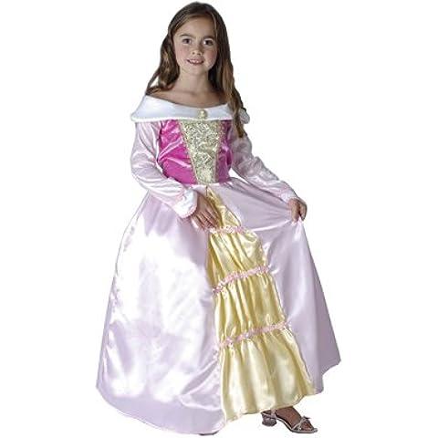 Disfraz de niña de la Bella Durmiente. 3 - 5 años