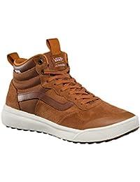 Vans Ultrarange Hi MTE - Zapatillas de skate para hombre, (Mte Glazed Ginger), 11 D(M) US