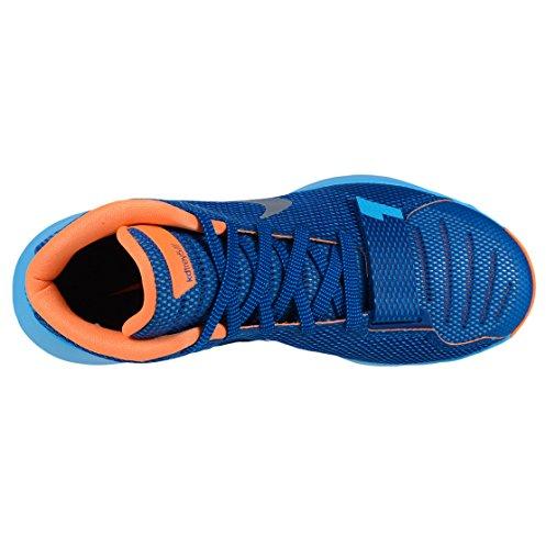 Nike Kd Trey 5 Iii, Scarpe da Basket Uomo Blu / Argentato / Arancione (Insgn Bl / Mtllc Slvr-Bl Lgn-Brg)