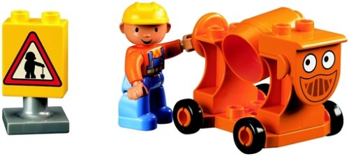 LEGO Duplo Bob der Baumeister 3292 - Brückenbau