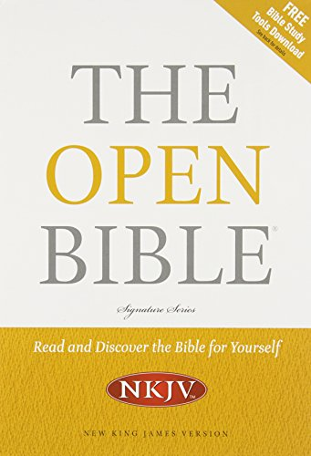 Open Bible-NKJV