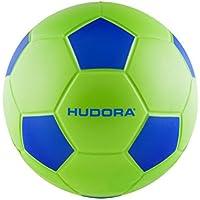 Hudora 71693 - Balón de fútbol (Tallas 4)