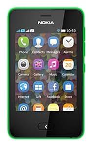Nokia Asha 501 (Dual SIM, Green)