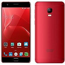 Smartphone 4G de 5,5 Pulgadas Elephone P8 Max Teléfono Móvil Pantalla FHD MT6750T Octa-core 4GB + 64GB Cámara Trasera 13MP Cámara frontal 16MP Sensor de Huellas Dactilares Batería 5000mAh