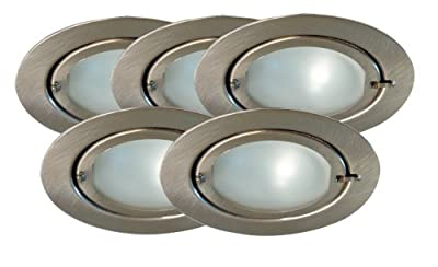 Paulmann 98416 Qualitäts-Einbauleuchten Set KLIPP-KLAPP von Paulmann Leuchten bei Lampenhans.de