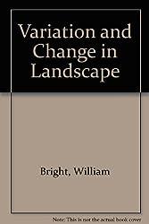 Variation and Change in Language: Essays