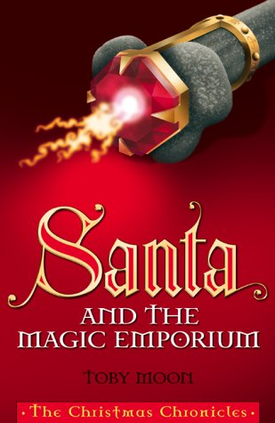 Santa and the magic emporium