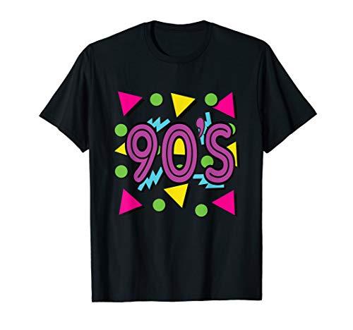 Kostüm Symbolen 90er Jahre - 90er Jahre Party Outfit Kostüm T-Shirt