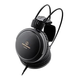 Audio-Technica ATH-A550Z Geschlossener HiFi-Kopfhörer mattem schwarz