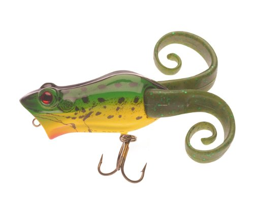 Berkley Frenzy Pop Frog Popper 6cm 10g BullFrog