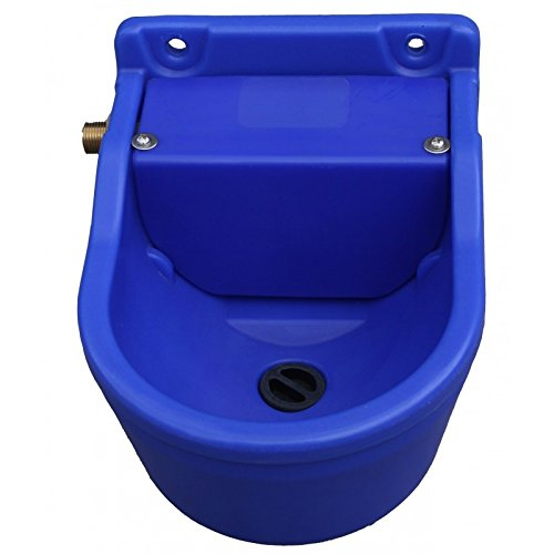 Schwimmerbecken EIDER 9,3 Liter l geeignet für Kühe, Rinder, Pferde, Ziegen, Schafe, Kälber und Hunde