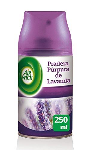 Air-Wick Freshmatic Ambientador Recambio, Lavanda - 2 Recipientes de 250 ml - Total: 500 ml