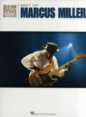 Marcus Miller Best Of Bass Tablature