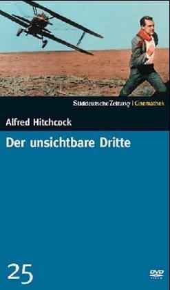 Bild von Der unsichtbare Dritte, 1 DVD, dtsch. u. engl. Version