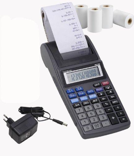 Lexibook PRCP700 - Druckender Tischrechner