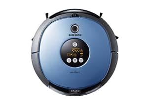 samsung vcr8825t3b xet aspirateur robot navi bot sr8825 bleu cuisine maison. Black Bedroom Furniture Sets. Home Design Ideas