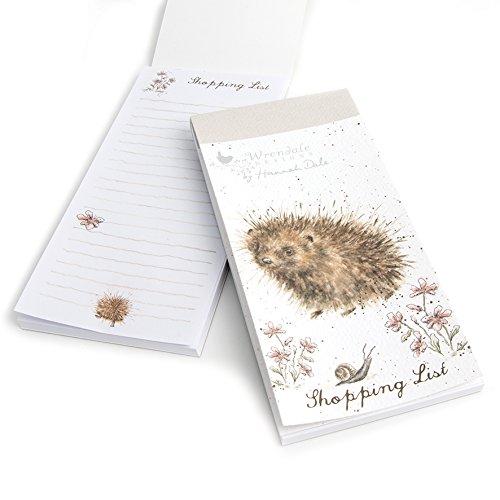 Wrendale Designs magnético–Pad de la compra un Prickly Encuentro diseño de erizo y caracol (SP013)