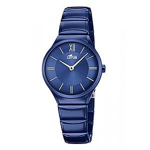 Reloj Lotus Mujer 18491/1 Acero Azul