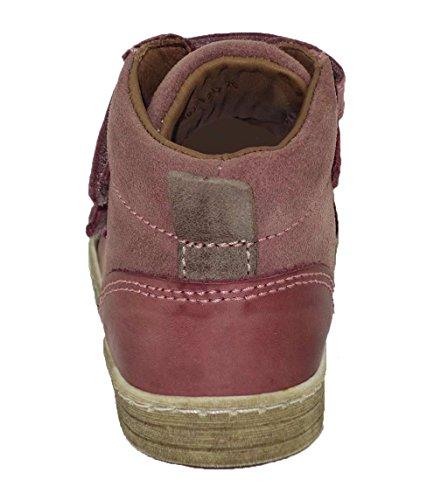 Bisgaard 40325217, Baskets Hautes Fille Rose (706 Rose)