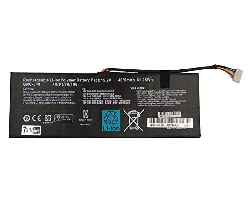7xinbox-152v-4030mah-6125wh-gnc-j40-961ta013f-batteria-di-ricambio-per-gigabyte-p34f-p34g-p34k-p34w-