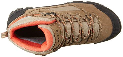 Aigle Damen Arven Mid Mtd Trekking- und Wanderhalbschuhe Mehrfarbig (Arven Mid Mtd)
