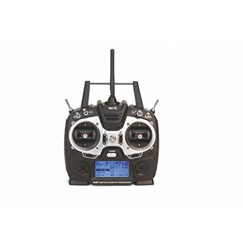 Preisvergleich Produktbild Graupner S1002.12.DE - Fernsteuerung mz-12 HoTT 6-Kanal DE