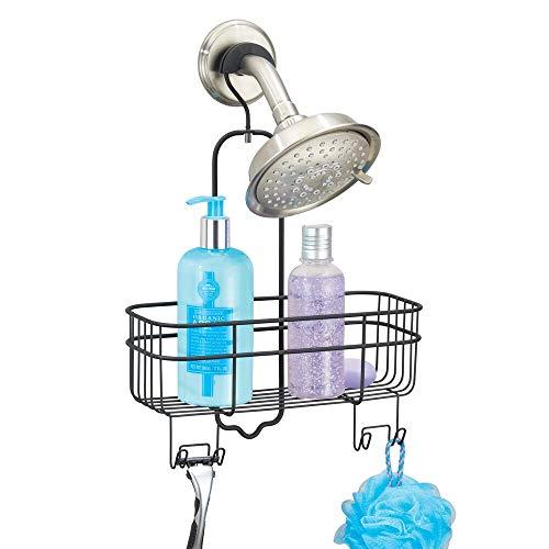 MDesign Estantería ducha colgar sin taladro - Estantería
