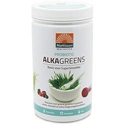 Alka Greens Probiotisches Pulver - 300 g