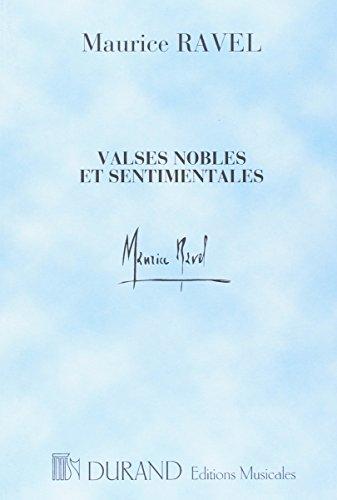 Valses Nobles et Sentimentales