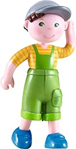 HABA 302777 Figura de Juguete para niños - Figuras de Juguete para niños (Multicolor, 3 yr(s), Plastic, Boy/Girl, 50 mm, 35 g)