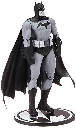 DC Comics Schwarz & Weiß Batman Action-Figur By Jim Lee