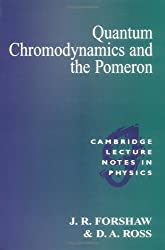 Quantum Chromodynamics and Pomeron (Cambridge Lecture Notes in Physics, Band 9)