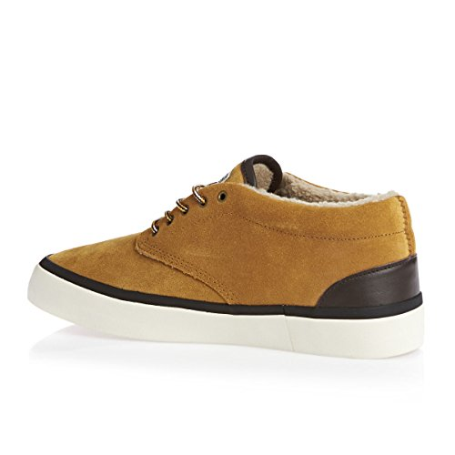 Element Preston Herren Skateboardschuhe Timber Buckthorn