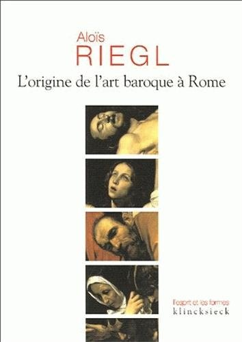 L'origine de l'art baroque  Rome