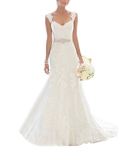 Brautkleider in verschiedenen Stilen